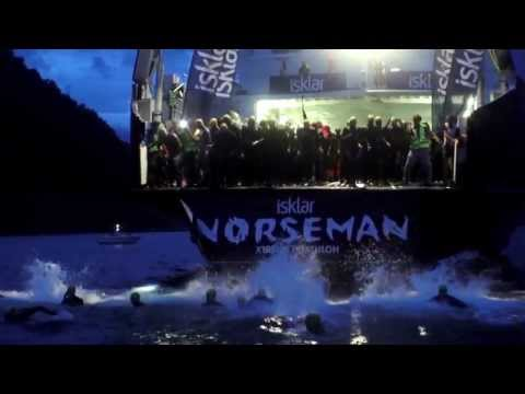 Isklar Norseman 2013 - Blowing in the Wind