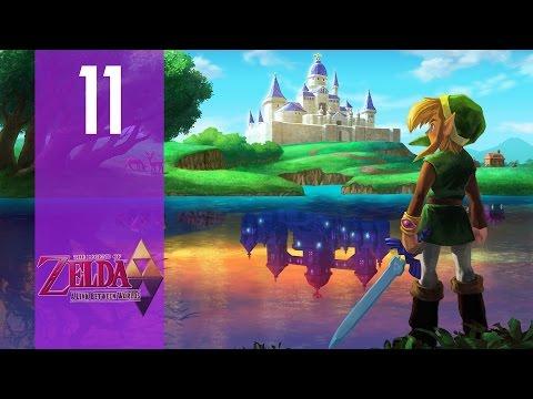 Zelda : A Link Between Worlds - Ep. 11 : Le Palais des Ténèbres
