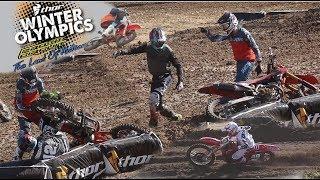 Motocross Fights & Crazy Crashes! Insane Day at Mini O's!