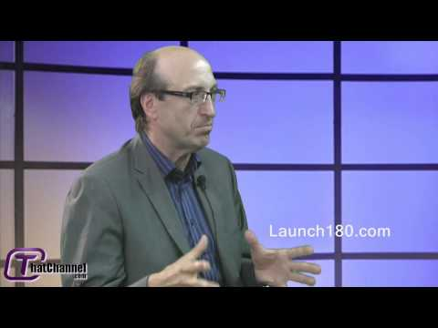 Bo Pelech on Toronto Start-Up incubator Launch180.com (ThatChannel com 2013 07j 09)