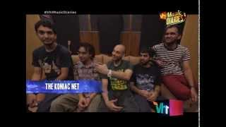 the Koniac Net - VH1 Music Diaries Interview