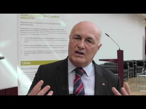 Richard Markwell, what is agriculture 4.0