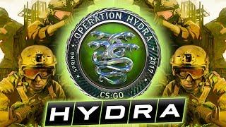 НОВАЯ СУПЕР ОПЕРАЦИЯ ГИДРА(Hydra)! НОВЫЙ КЕЙС И НОВЫЕ РЕЖИМЫ