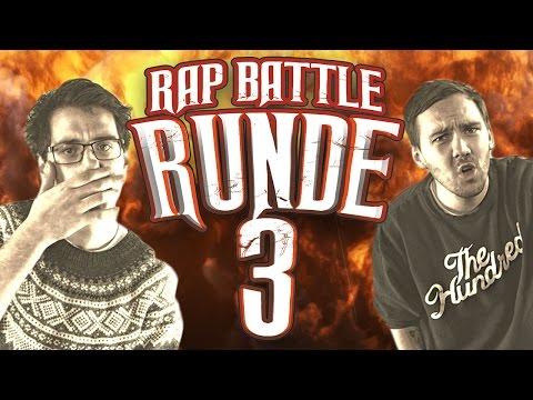 RAP BATTLE RUNDE 3