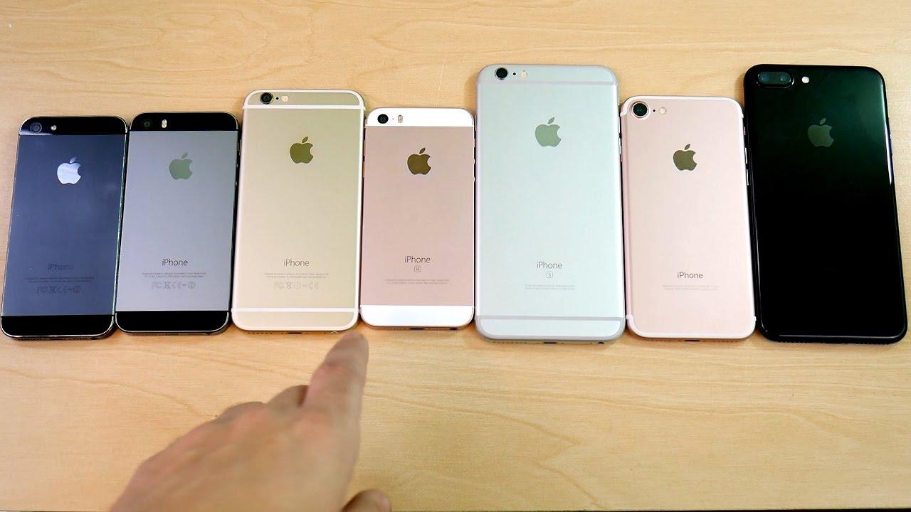Iphone 4 V Iphone 5