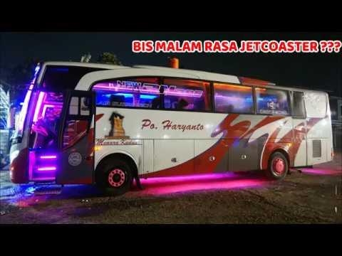 MENEGANGKAN !!! Bus Haryanto 02