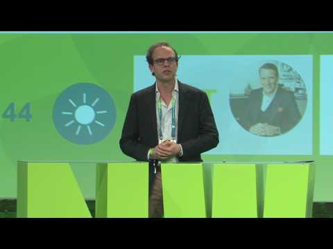 The Future of Work -  Dr. Carl Benedikt Frey (University of Oxford): Speaker auf der #nwx17