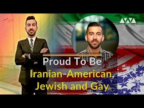 Proud To Be Iranian-American, Jewish And Gay