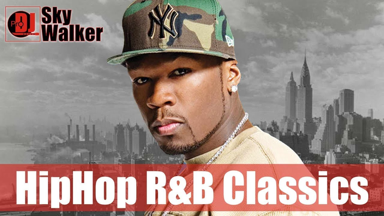DJ SkyWalker #43 | Old School Mix R&B Hip Hop Classics | 90s 2000s Black  Music | Rap Songs