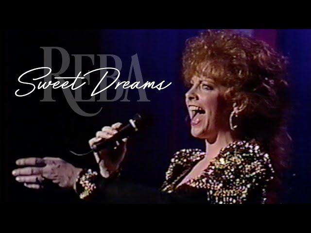 Reba McEntire - Sweet Dreams