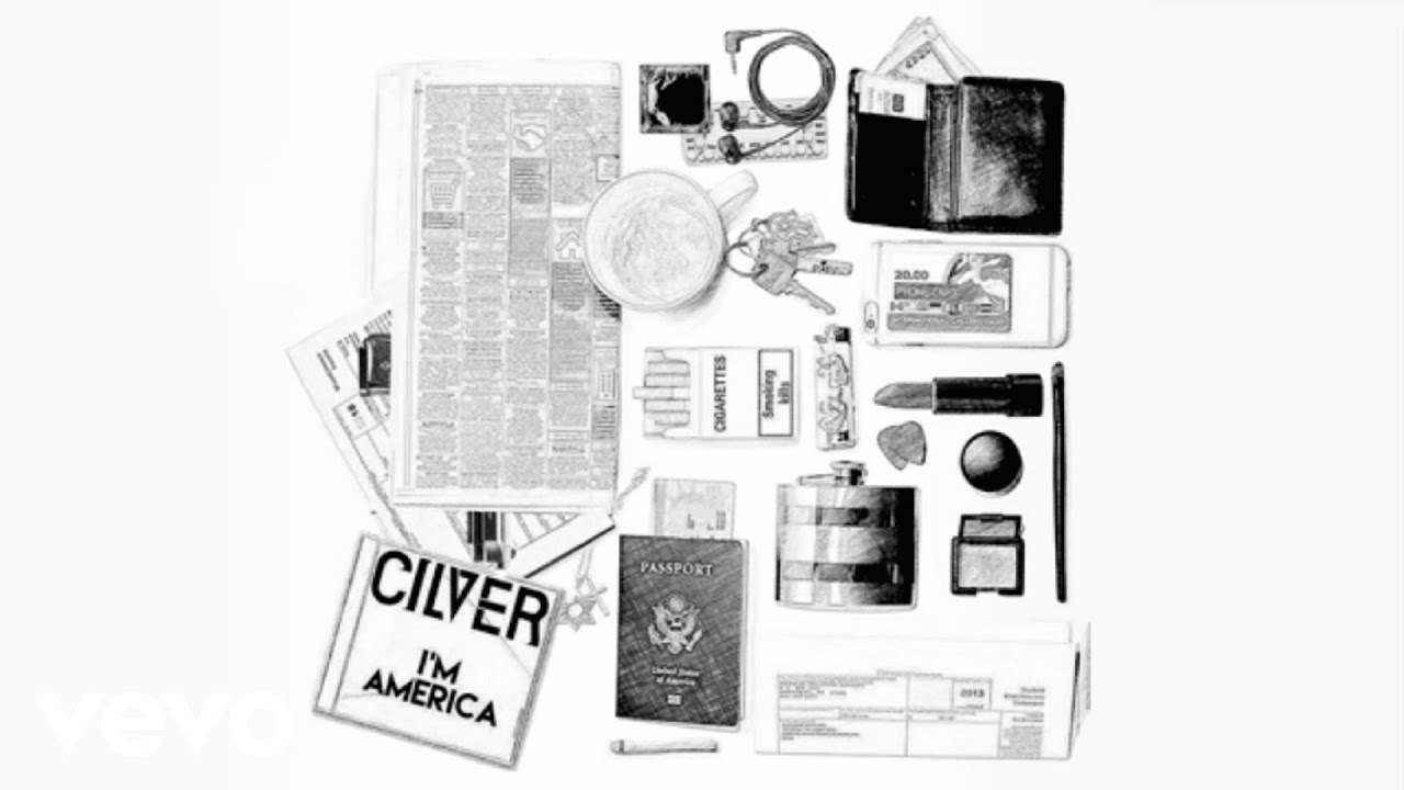 Cilver - I\'m America (Lyric Video) - YouTube