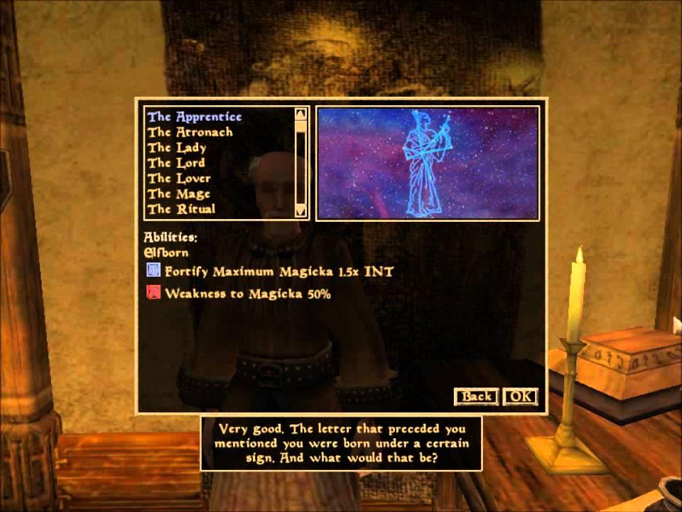 Let's Play The Elder Scrolls III Morrowind - Part Negative Zero: Sir  Lemmiwinks the 15th