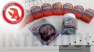 Наборы отверточных бит и насадок INTERTOOL. Обзор бит в пластиковых упаковках
