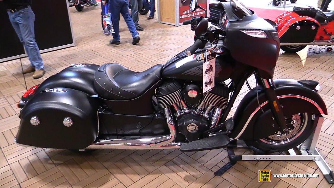 2017 indian chieftain dark horse walkaround 2017 toronto motorcycle show youtube. Black Bedroom Furniture Sets. Home Design Ideas