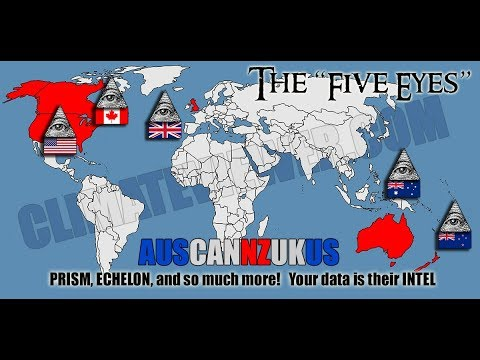 FISA Abuse, NSA's STONEGHOST, & Five Eyes of the NWO
