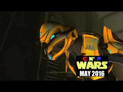 C N' P: CPS this FRIDAY!  + C N' P WARS/ B& 2 2016 Previews!