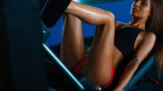 Как накачать ягодицы! Программа тренировок в фитнес зале для девушек