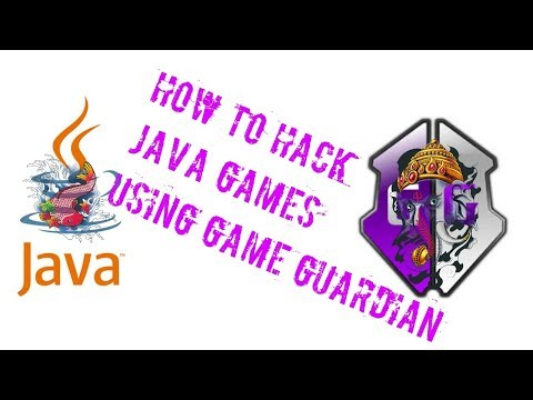 How To Hack Java Games Using Game Guardian