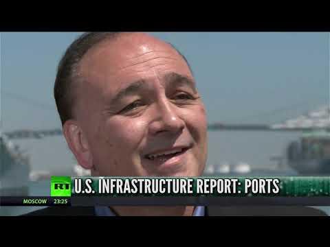 U.S Infrastructure Report: Ports