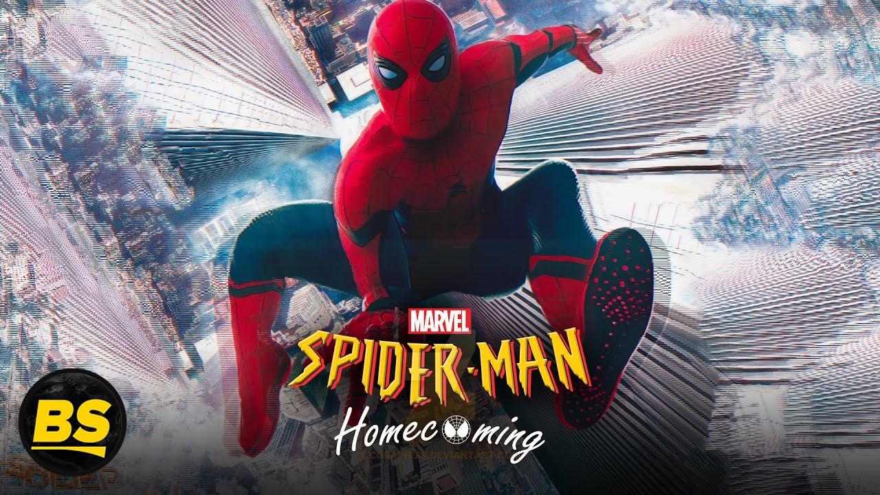 Человек Паук: Возвращение домой (2017) Трейлер - YouTube