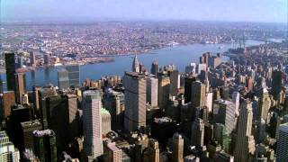 New York Aerials and Green Screen Driving Demo