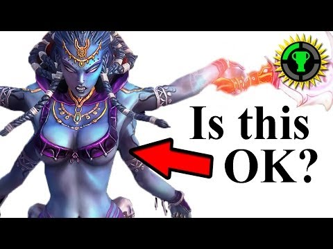 Game Theory: Are SMITE's Goddesses TOO SEXY?