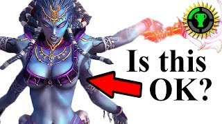 Repeat youtube video Game Theory: Are SMITE's Goddesses TOO SEXY?