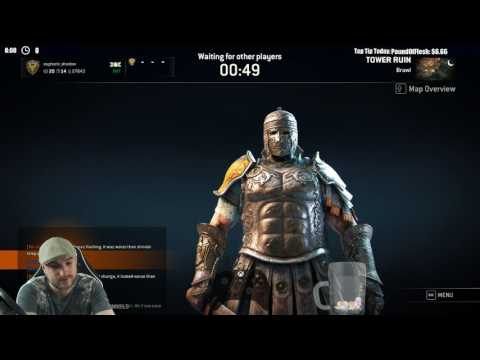 For Honor DLC! - 2V2's With Centurion - HIGH LEVEL PLAY! HIG