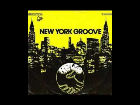 Hello - New York Groove - 1975
