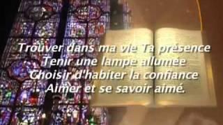 Jean-C GIANADDA le chanteur de Marie, nous invite à aimer