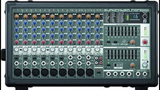 Sound Systems For Beginners. My Favorite MIXER Solution By Scott Grove