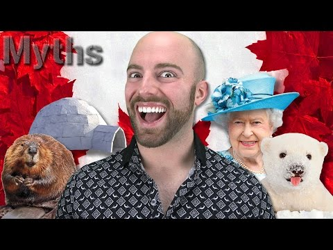 7 MYTHS You Still Believe Aboot CANADA!