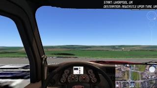 Google Earth - Flaxby to Aykley Heads United Kingdom!