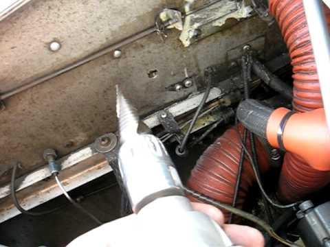 Сверление отверстий ступенчатым сверлом Bosch