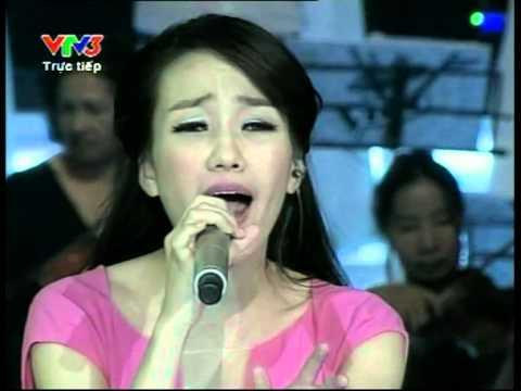 Giọng hát Việt live show 3 - F3 - Nguyễn Hương Giang - Em kể anh nghe