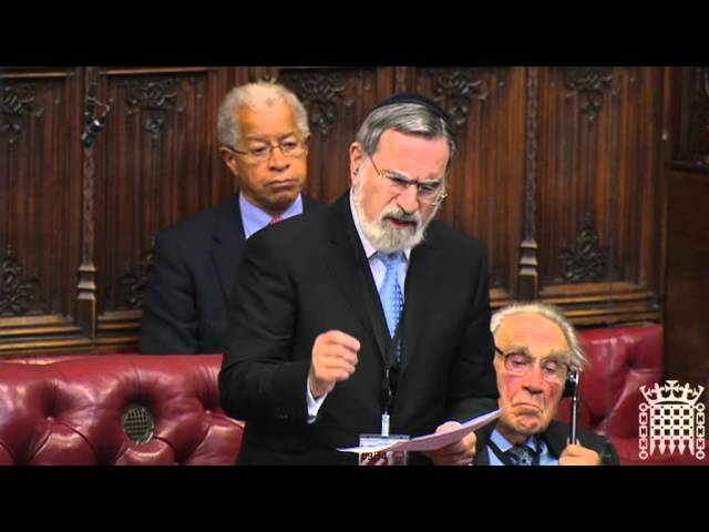 Child development in the UK and national wellbeing - House of Lords Debate (11th October 2012)