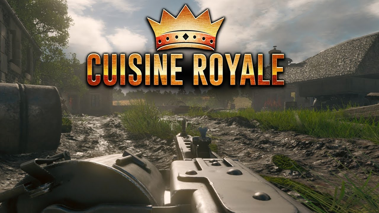 Cuisine Royale How To Heal Cuisine Royal The New Playerunknown S Battlegrounds