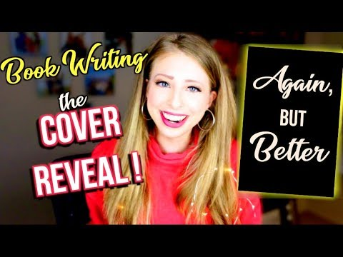 THE COVER REVEAL | BOOK WRITING EP 37