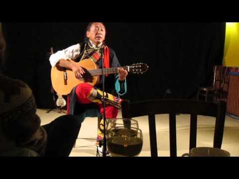 Concert with the Tibetan Musician Tenzin Gönpo, Copenhagen Culture Night 2015