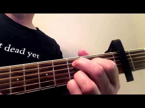 How to play Windfall intro by Son Volt