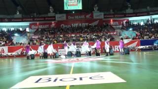 Honda DBL 2013 Final Dance Party Riau Series SMA Negeri 1 Pekanbaru
