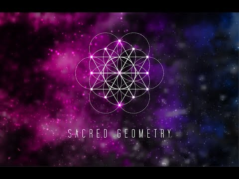 Indian Flute Music + Sacred Geometry || INCREDIBLY CALM MEDITATION MUSIC