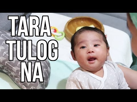 GET READY FOR BED with Liam ( Punas Routine ) #TheJKVlogs | Kris Lumagui