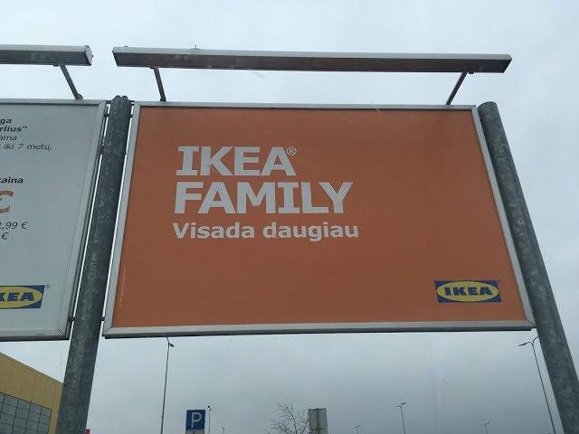 IKEA jau valdo 15 tūkst. ha Lietuvos miškų - IKEA KAZLŲ Rūda 2018 01 28 LIVE
