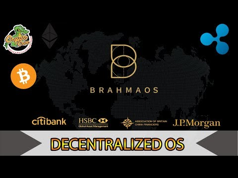 BrahmaOS (BRM) - Decentralized OS With Very Strong Potential!