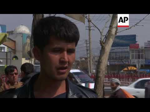 Security tight in Kabul after latest deadly suicide bombing