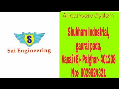 Sai Engineering Conveyor System India