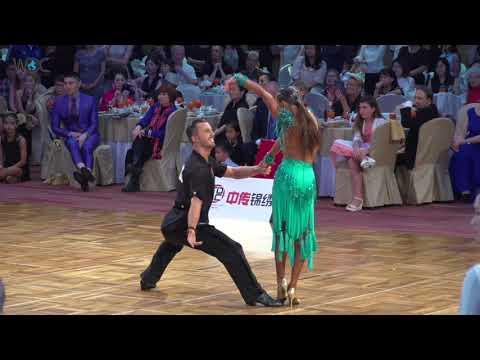 WDC Professional World Championship Latin 2017 Semifinal
