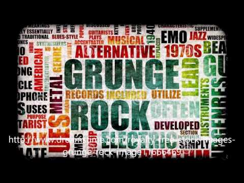 GRUNGE 90's Classic songs