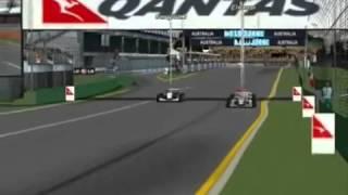 F1Race Campeonato Invierno 2014 test Australia (parte 2)